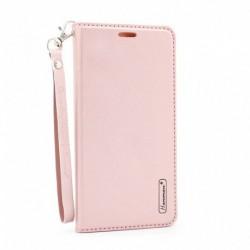 Futrola za Huawei P20 preklop bez magneta bez prozora Hanman - roza