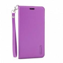 Futrola za Nokia 5.1 preklop bez magneta bez prozora Hanman - ljubičasta