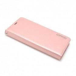 Futrola za Huawei P20 preklop bez magneta bez prozora Hanman - svetlo roza
