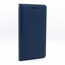 Futrola za iPhone XR preklop bez magneta bez prozora Hanman - teget