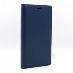 Futrola za iPhone XS Max preklop bez magneta bez prozora Hanman - teget
