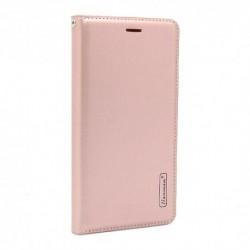 Futrola za Nokia 5.1 preklop bez magneta bez prozora Hanman - svetlo roza