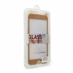 Zaštitno staklo za iPhone 6 Plus/6s Plus (zakrivljeno 3D) G - zlatna