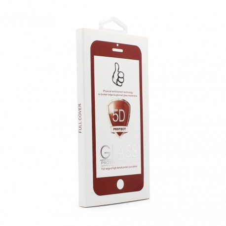 Zaštitno staklo za iPhone 6 Plus/6s Plus (zakrivljeno 5D) G - crna