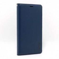 Futrola za Huawei Mate 20 Lite preklop bez magneta bez prozora Hanman - teget