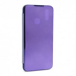 Futrola za Huawei Honor 10 lite/P smart (2019) preklop bez magneta bez prozora Clear view - lila