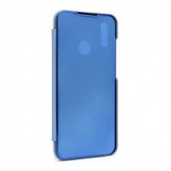 Futrola za Huawei Honor 10 lite/P smart (2019) preklop bez magneta bez prozora Clear view - teget