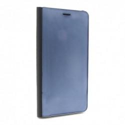 Futrola za Huawei P10 lite preklop bez magneta bez prozora Clear view - crna