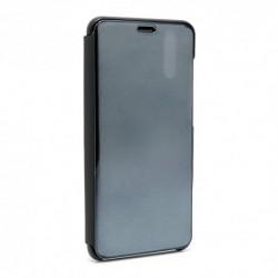 Futrola za Huawei P20 preklop bez magneta bez prozora Clear view - crna