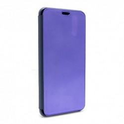 Futrola za Huawei P20 Pro preklop bez magneta bez prozora Clear view - ljubičasta