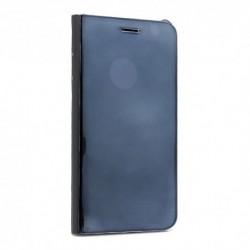 Futrola za iPhone 6 Plus/6s Plus preklop bez magneta bez prozora Clear view - crna