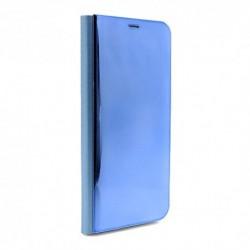 Futrola za Samsung Galaxy S8 preklop bez magneta bez prozora Clear view - teget