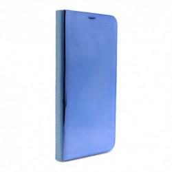 Futrola za Samsung Galaxy S8 Plus preklop bez magneta bez prozora Clear view - teget