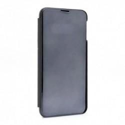 Futrola za Samsung Galaxy S10 Plus preklop bez magneta bez prozora Clear view - crna