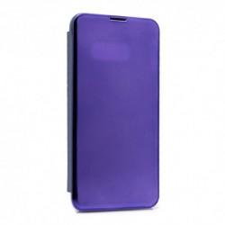 Futrola za Samsung Galaxy S10 Plus preklop bez magneta bez prozora Clear view - ljubičasta