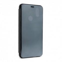 Futrola za Xiaomi Mi 6X/A2 preklop bez magneta bez prozora Clear view - crna