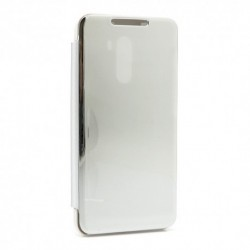 Futrola za Xiaomi Pocophone F1 preklop bez magneta bez prozora Clear view - srebrna