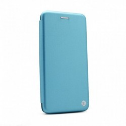 Futrola za iPhone XR preklop bez magneta bez prozora Teracell flip - plava