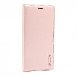 Futrola za Huawei Mate 20 Pro preklop bez magneta bez prozora Hanman - svetlo roza