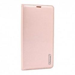 Futrola za Huawei Mate 20 preklop bez magneta bez prozora Hanman - svetlo roza