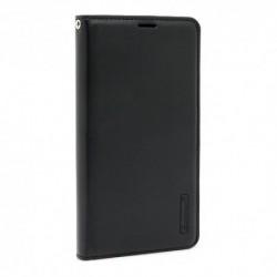Futrola za Nokia 7.1 preklop bez magneta bez prozora Hanman - crna