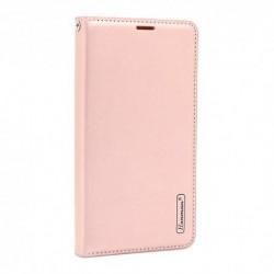 Futrola za Nokia 7.1 preklop bez magneta bez prozora Hanman - svetlo roza