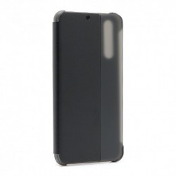 Futrola za Huawei P20 Pro preklop bez magneta sa prozorom Smart view - crna