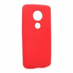 Futrola za Motorola Moto E5 Plus leđa Gentle - crvena