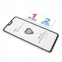 Zaštitno staklo za Huawei Honor 8X (2,5D) - crna