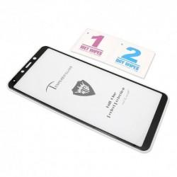 Zaštitno staklo za Samsung Galaxy A9 (2018)/A9 Star Pro/A9s (2,5D) - crna