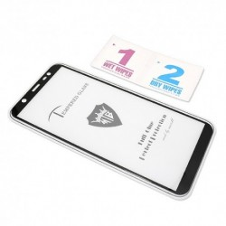 Zaštitno staklo za Samsung Galaxy J8 (2,5D) - crna