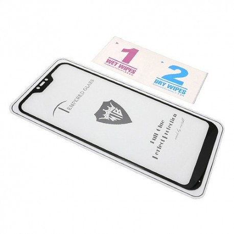 Zaštitno staklo za Xiaomi Mi A2 Lite/Redmi 6 Pro (2,5D) - crna