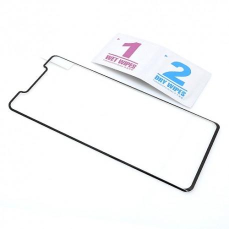 Zaštitno staklo za Huawei Mate 20 Pro (zakrivljeno 3D) Mini pun lepak NT - crna