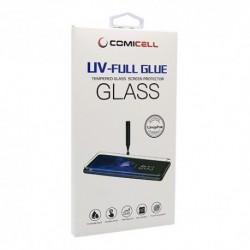 Zaštitno staklo za Huawei Mate 20 Pro (zakrivljeno 3D) UV pun lepak bez lampe - Providna