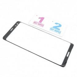 Zaštitno staklo za Sony Xperia XZ3 (zakrivljeno 3D) - crna