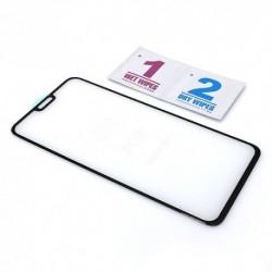 Zaštitno staklo za Huawei Honor 8X (zakrivljeno 5D) pun lepak - crna