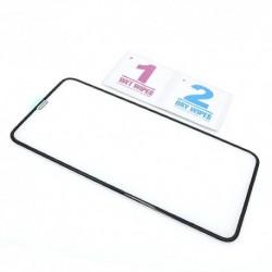 Zaštitno staklo za iPhone XR/11 (zakrivljeno 5D) pun lepak - crna