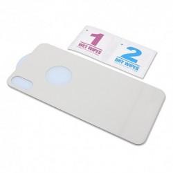 Zaštitno staklo za iPhone XS Max/11 Pro Max (zakrivljeno 5D) pun lepak zadnje - bela