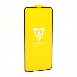 Zaštitno staklo za iPhone XS Max/11 Pro Max (2,5D) MonsterSkin Pro - crna