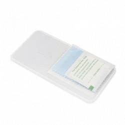 Zaštitno staklo za iPhone X/XS (zakrivljeno 6D) G - bela