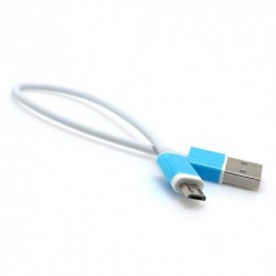 USB data kabal za Android micro CExtreme (0,2m) - bela