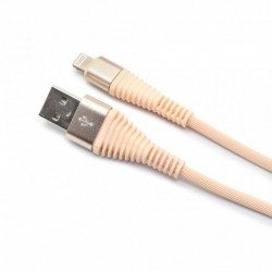 USB data kabal za iPhone lightning Able (1m) - zlatna