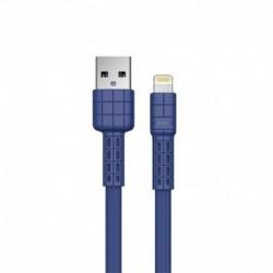 USB data kabal za iPhone lightning Remax Armor Rc-116I (1m) - plava