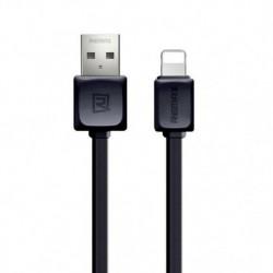 USB data kabal za iPhone lightning Remax Fast Pro Rc-129I (1m) - crna