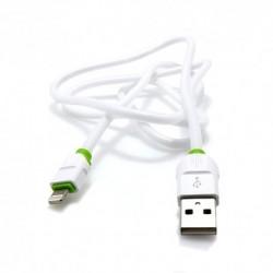 USB data kabal za iPhone lightning Ldnio Ls32 (1m) - bela