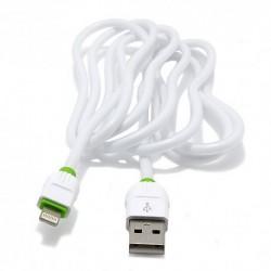 USB data kabal za iPhone lightning Ldnio Ls33 (2m) - bela