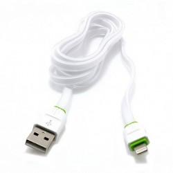 USB data kabal za iPhone lightning Ldnio Ls35 (2m) - bela