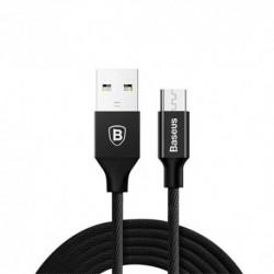USB data kabal za Android micro Baseus Yiven (1,5m) - crna