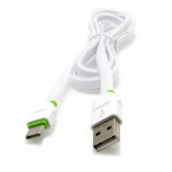USB data kabal za Android type C Ldnio Ls34 (1m) - bela