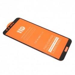 Zaštitno staklo za Huawei Honor 9 lite (zakrivljeno 11D) pun lepak - crna